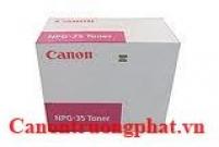 Mực photocopy màu Canon NPG-35M