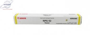 Mực photocopy Canon NPG-52 Y